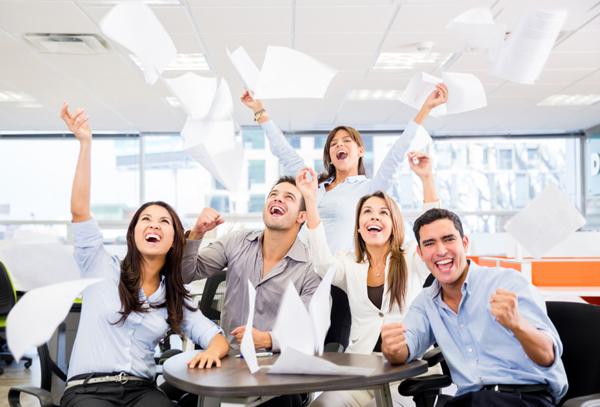 Конкурс на работе для сотрудников