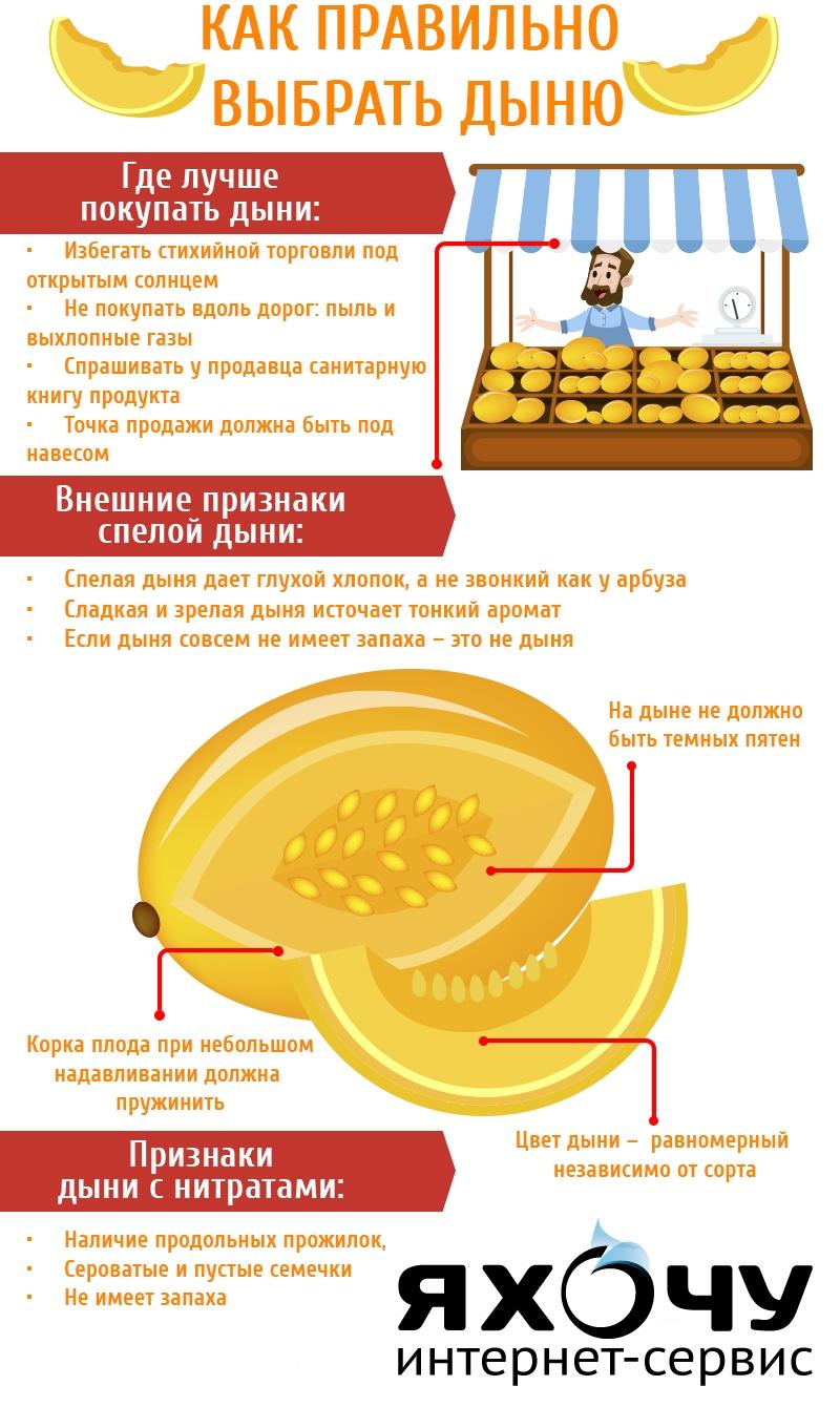 ?? Как выбрать дыню и арбуз