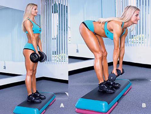 видео тренировка для похудения дома